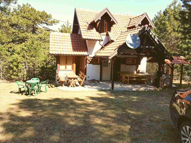 Planinska kuća Sonja