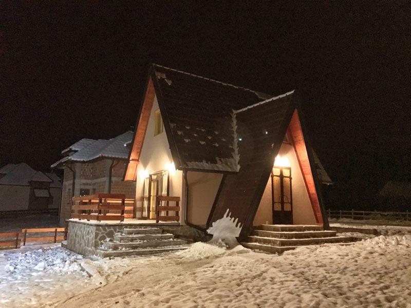 Planinska kuća Popović