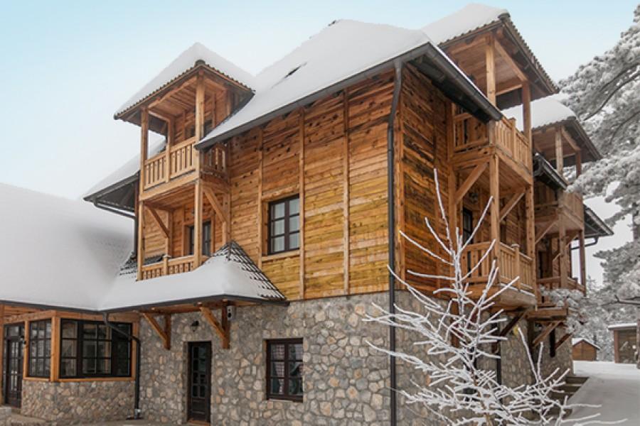 Planinska kuća Tara