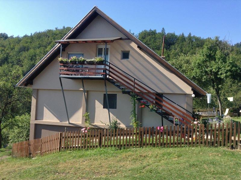 Naša kuća Zaovine