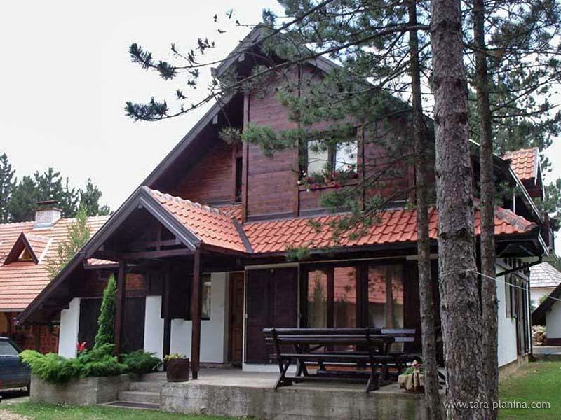 Kuća na Tari