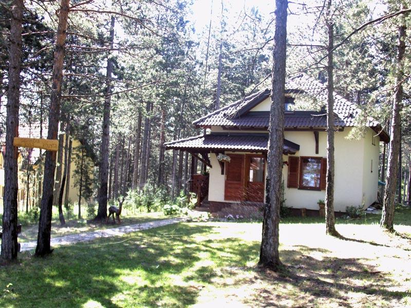 Planinska kuća Košuta