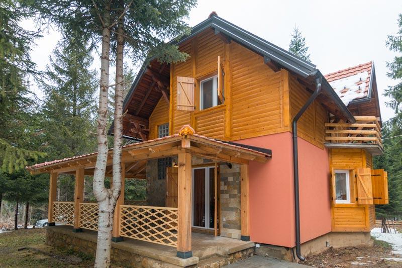 (Srpski jezik) Kuća za odmor BAMBI