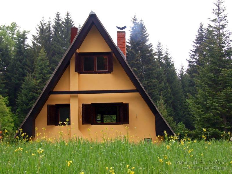 (Srpski jezik) Planinska kuća Čarolija