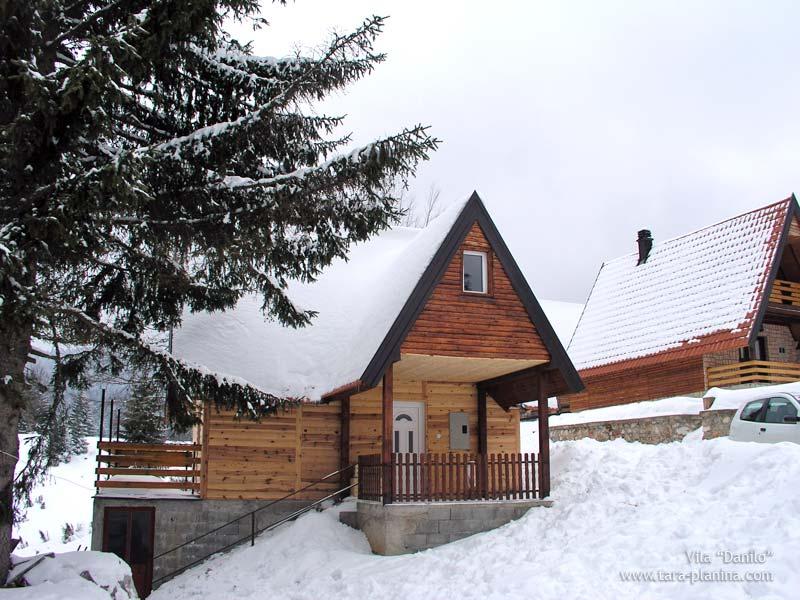Planinska kuća -DANILO-