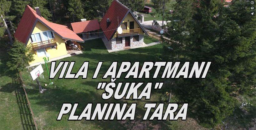 """(Srpski jezik) Vila """"Šuka"""""""