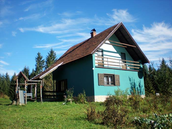 (Srpski jezik) Kuća za odmor Tara
