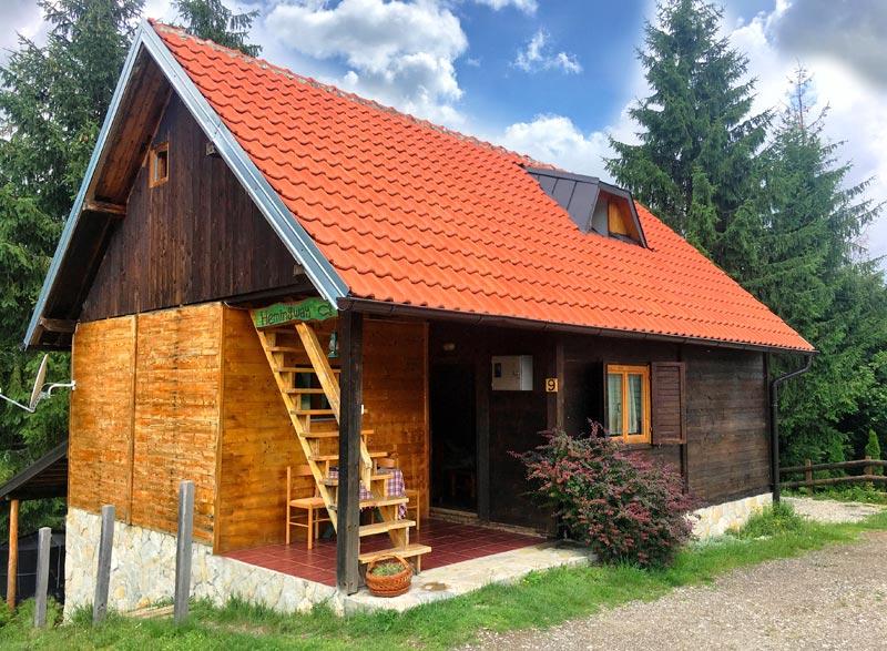 Planinska kuća  Hemingvej