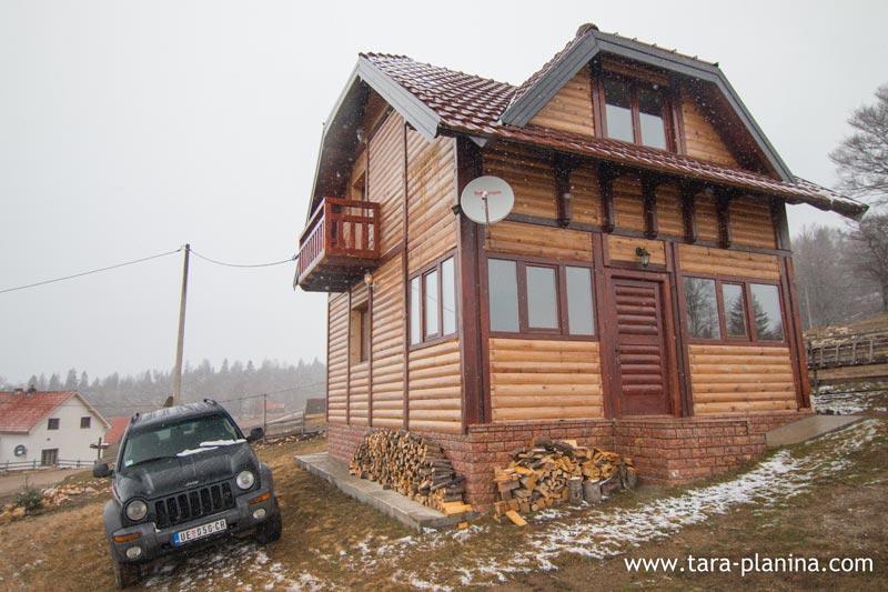 Planinska kuća Sekulić