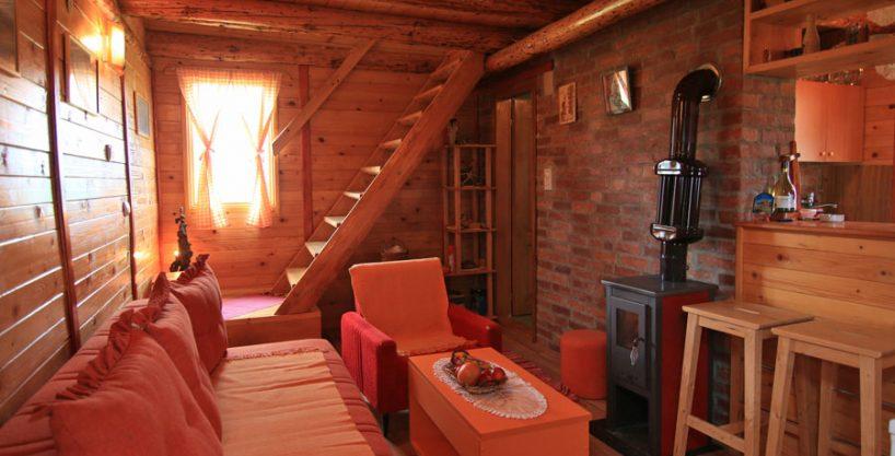 Mountain hut Zaovine – Tara – Serbia