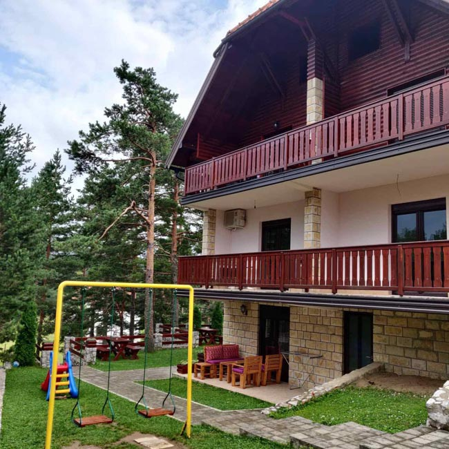 Apartmani Sarić