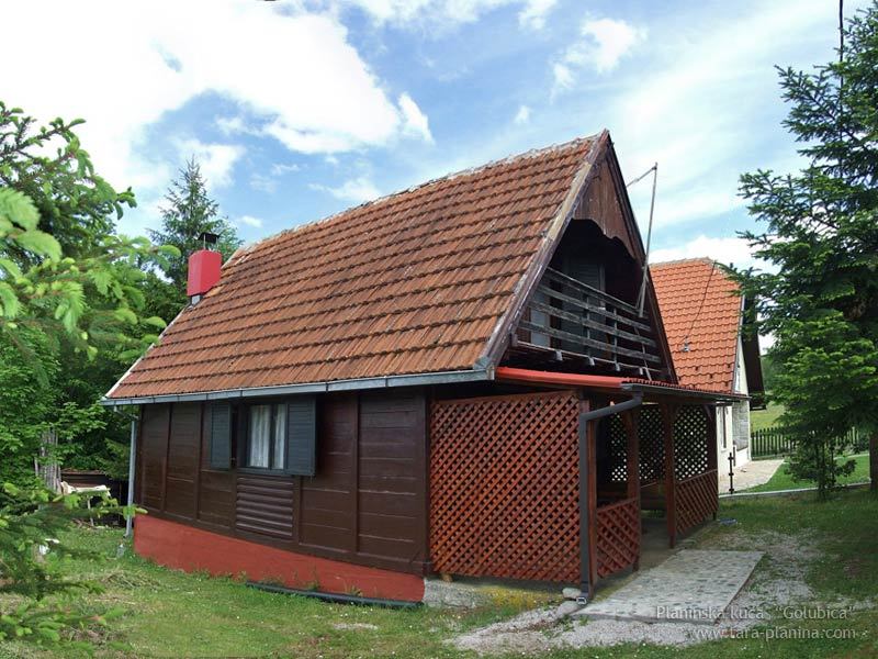 (Srpski jezik) Planinska kuća Golubica