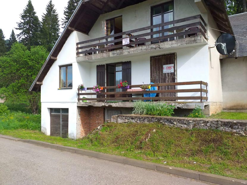 Kuća za odmor PAHULJICA
