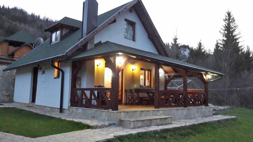 Planinska kuća CACI