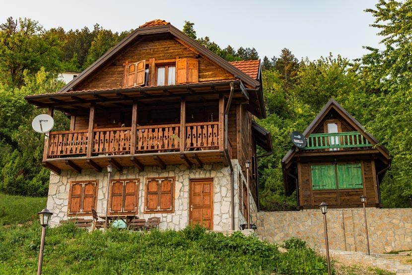 Drvene kuće ŠUŠKA