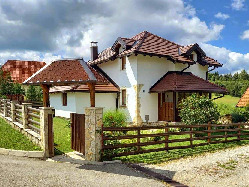 Planinska kuća Milosavljević