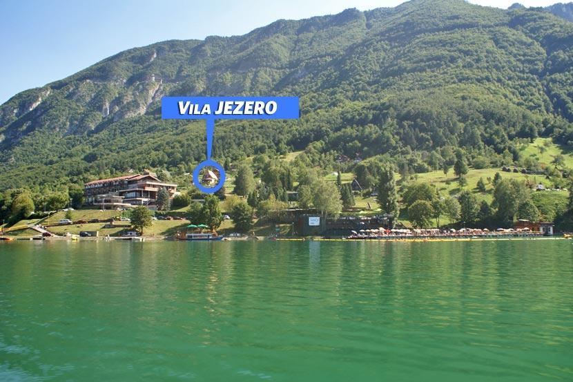 Vila-Jezero-Perucac-letovanje-odmor